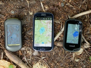 Garmin or Android