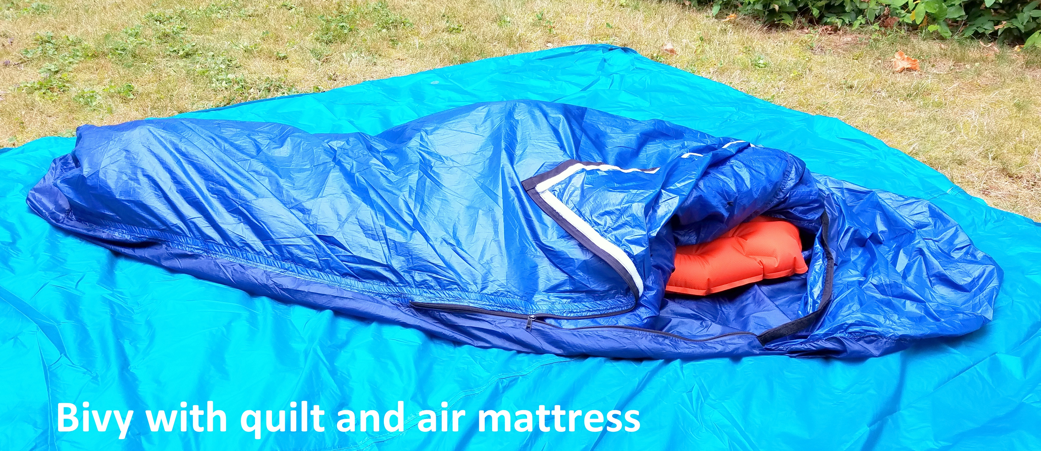 A Diy Ultralight Multipurpose Bivy Sack Henry In The Woods